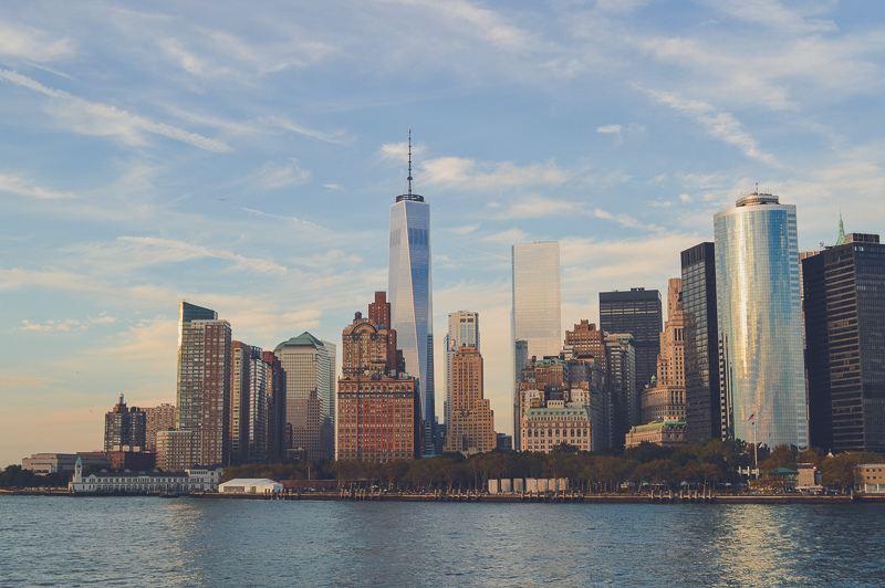 One of my six favourite American cities is of course New York City