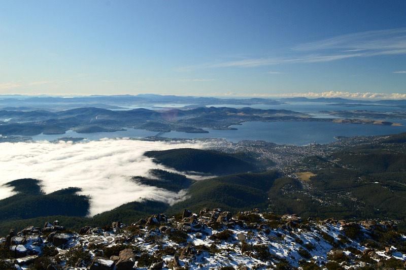 Things to do in Hobart, Tasmania: Mt Wellington