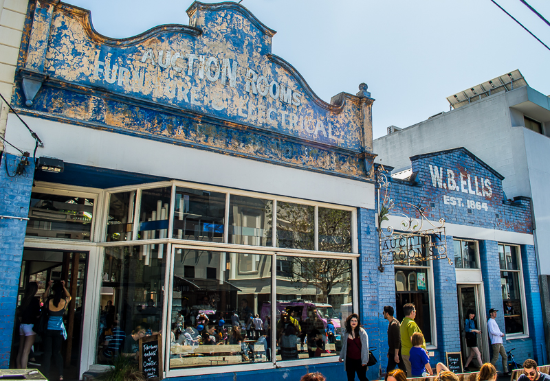 Auction Rooms in North Melbourne