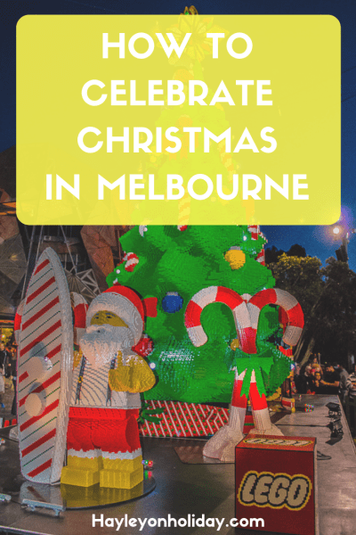 Check out this local's guide to a Melbourne Christmas, for how to celebrate Christmas in Melbourne.