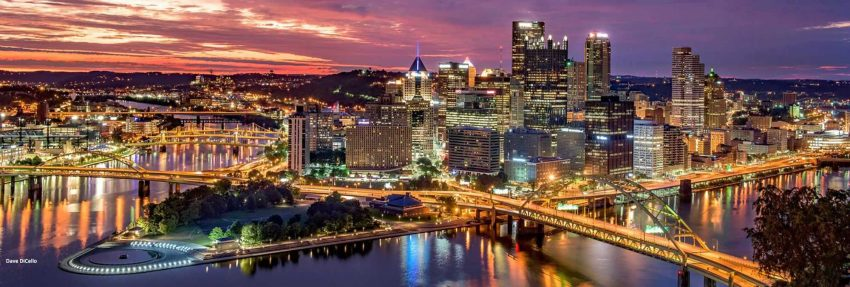 Where to stay in Pittsburgh, Pennsylvania