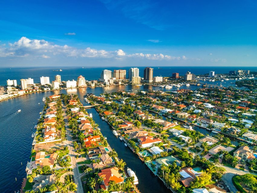 Where to stay in Fort Lauderdale, Florida