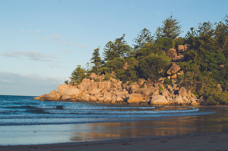 Save Money and Head Home: Florence Bay Cliffs on Magnetic Island, Australia