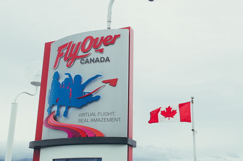 Things to do in Vancouver: FlyOver Canada, the city's top attraction