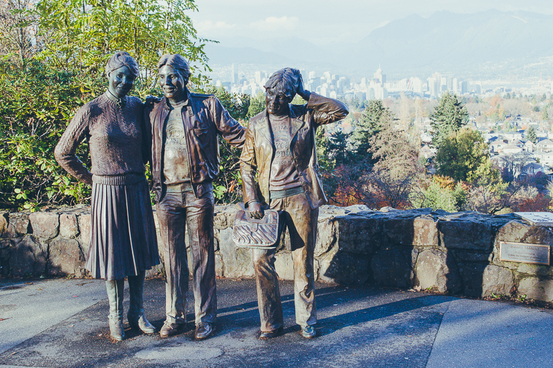 Things to do in Vancouver: visit Queen Elizabeth Park
