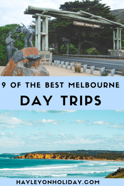 A local's guide to the best day trips from Melbourne. These Melbourne day trips are accessible via car, public transport and organised tour.