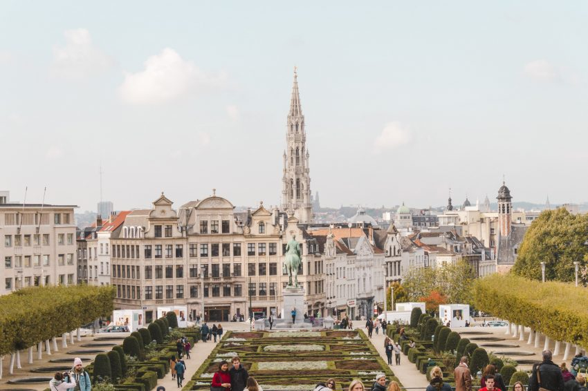 Things to do in Brussels: Mont des Arts