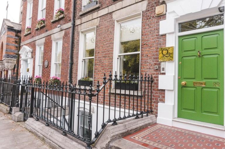 Doors of Dublin, Ireland