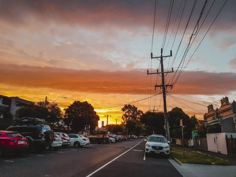 Melbourne Sunsets