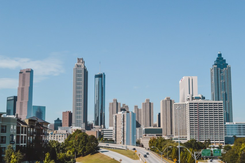 Where to travel alone in the US: not Atlanta!