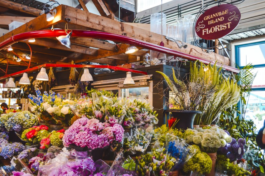 Click for my guide to the best free things to do in Vancouver, including visiting Granville Island Public Market.