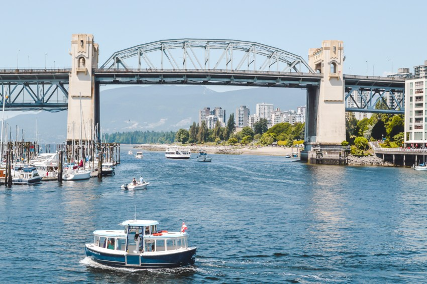 Click for my guide to the best free things to do in Vancouver, including taking an Aquabus.