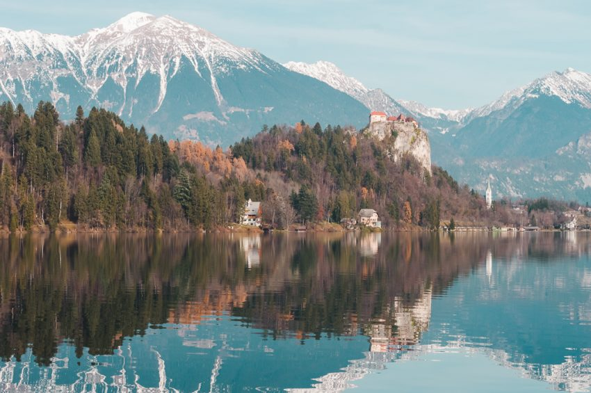 How to do a solo Lake Bled day trip from Ljubljana