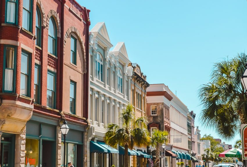 Charleston, South Carolina should be on your North America itinerary.