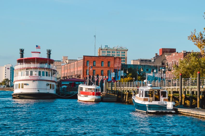 Wilmington, North Carolina should be added to your North America itinerary.