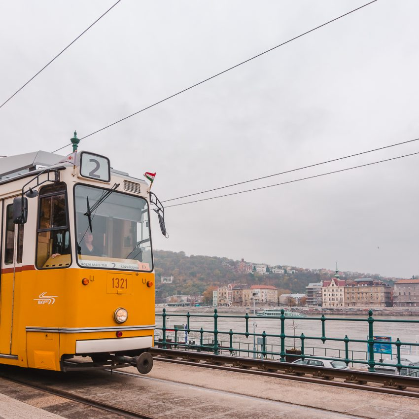 How to spend a winter long weekend in Budapest, Hungary - solo and on a budget..