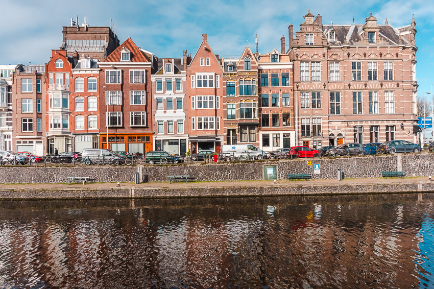 Three Days in Amsterdam: wander the streets