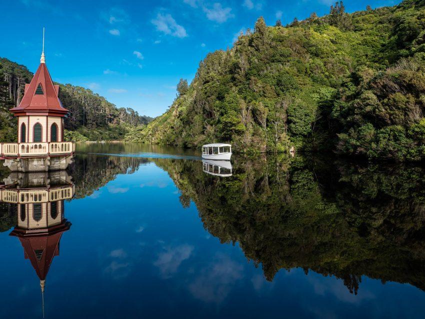 Zealandia in Wellington, New Zealand