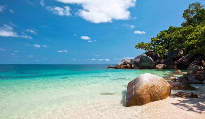 Places to visit in Australia: Fitzroy Island near Cairns, Queensland