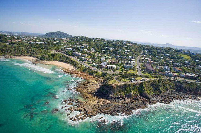 Sunshine Coast in Queensland, Australia