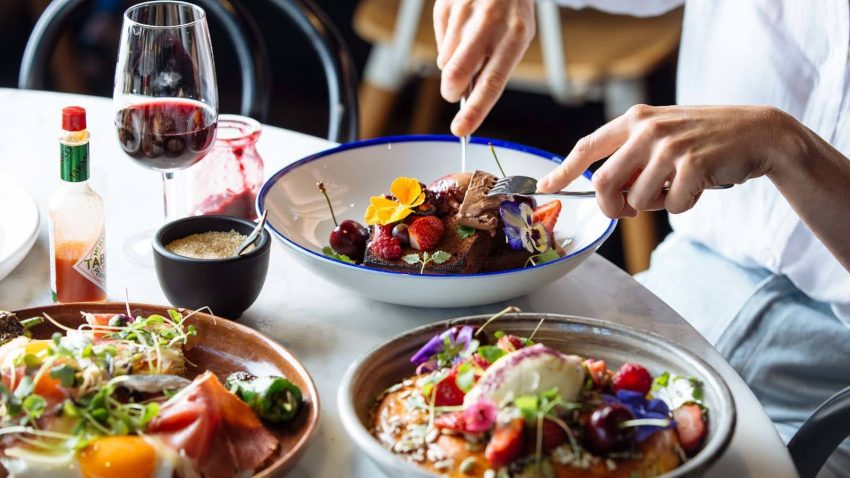 One of the best brunches in Richmond, Melbourne: Top Paddock