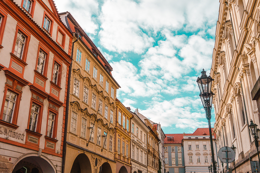 Things to do in Prague - wander around Mala Strana