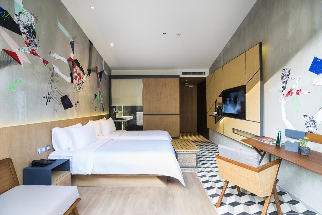 Sanur accommodation: boutique hotel Artotel Sanur