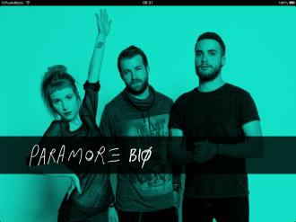Paramore - Writing The Future 1