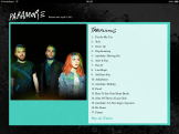 Paramore - Writing The Future 59