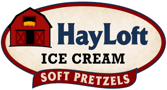 Hayloft Ice Cream logo