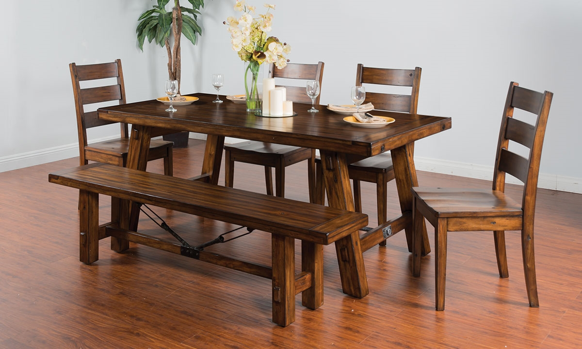 Tuscany Mahogany Dining Set Haynes Furniture Virginias