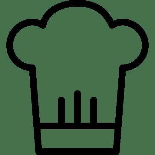 Une cuisine de chef