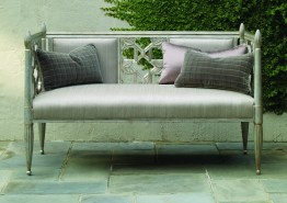 """DECKED OUT"" SETTEE BY CARACOLE"