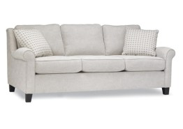 DELL FABRIC SOFA - CANADIAN MADE