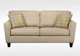durable fabric sofa