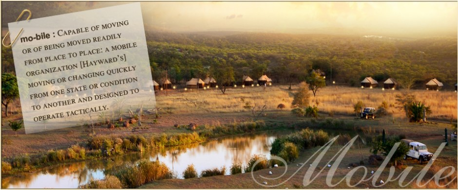 5 Star Tented Safaris