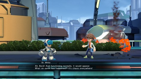 Mighty No. 9 asks questions