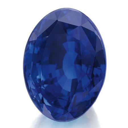 Loose Burmese Sapphire