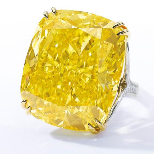 The Graff Yellow Diamond