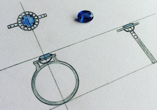 Bespoke Jewellery by Haywoods Jewellery