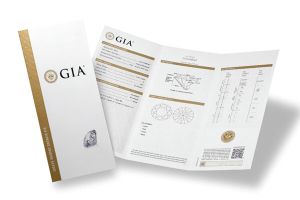 GIA Lab Report