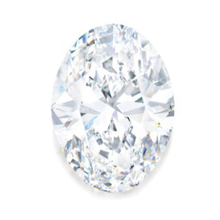 88.22 Carat Loose Oval Diamond