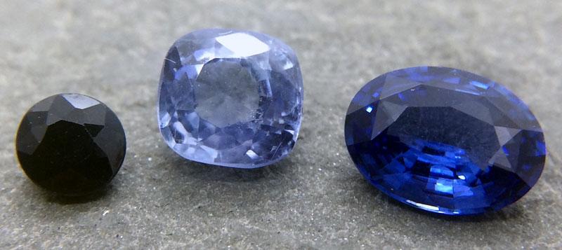 Blue Sapphire Colour Quality