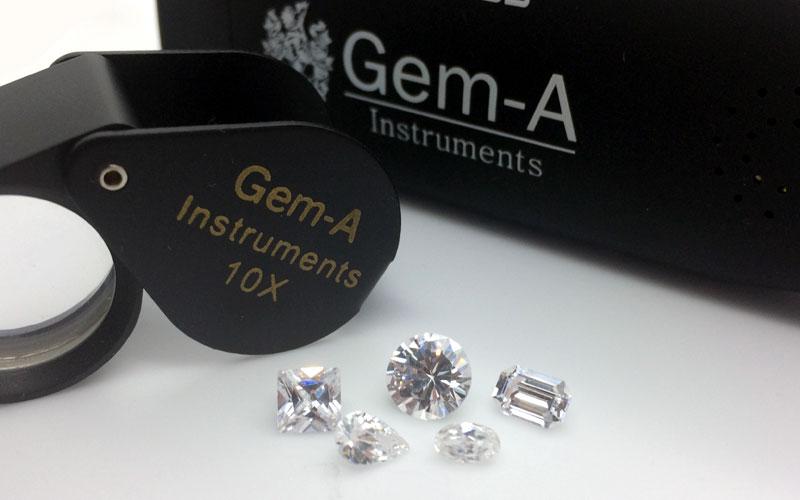 Gem-A Diamond Diploma