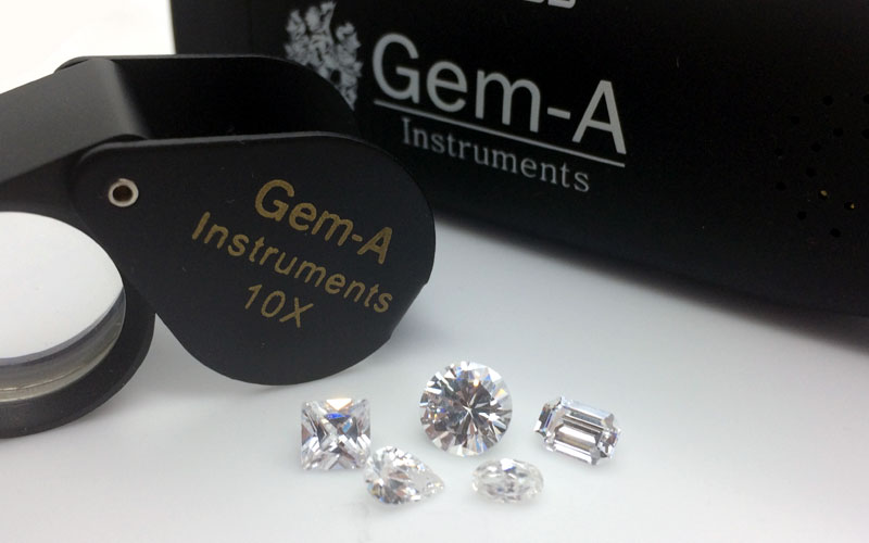 Gem-A Diamond Diploma
