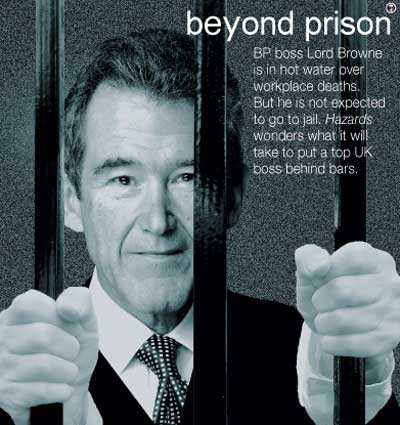 Lord Browne of BP