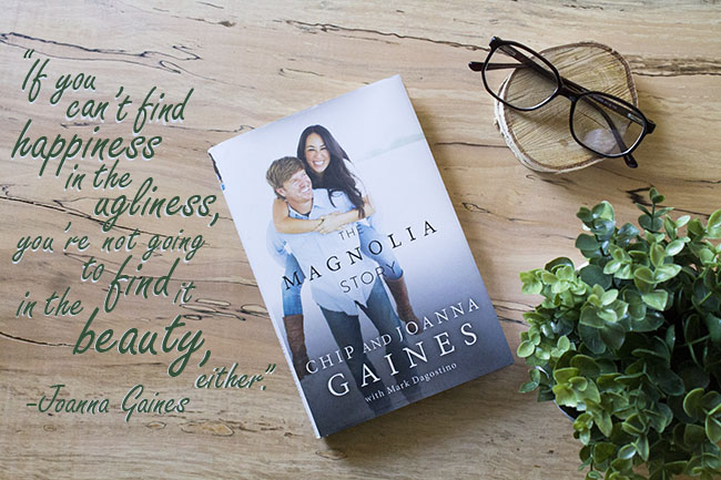 Chip and Joanna Gaines Magnolia Story