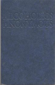 Alcoholics Anonymous Big Book 4th Edition Case Special Softcover