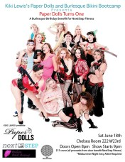 Paper Dolls Turns One!