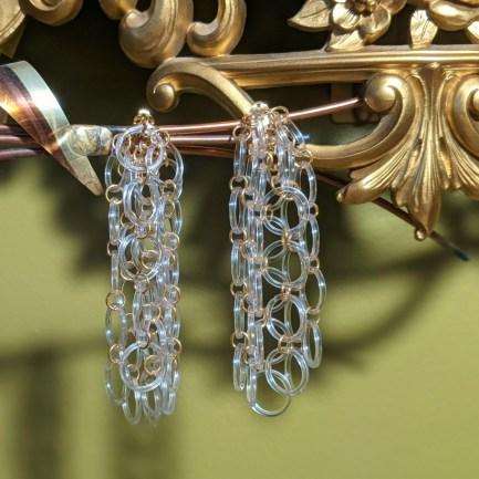 Waterfall Earrings by Hazel